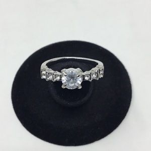 3/4 ct. CZ Bridal Engagement Ring